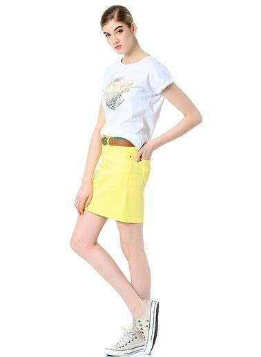 Loox Mini Etek Sarı